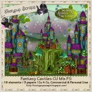 Fantasy Castles Cu 4 Cu FS
