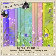 Spring Time Fun Papers FS CU